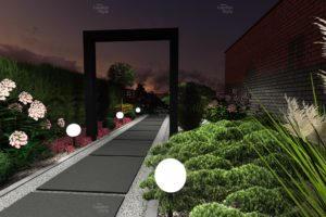 NGS12-3-Moduly-ogrodowe-projekty-gotowe-ciag-komunikacyjny-wzdluz-ogrodzenia-projekty-ogrodow-ogrody-nowoczesne-New-Garden-Style-300x200