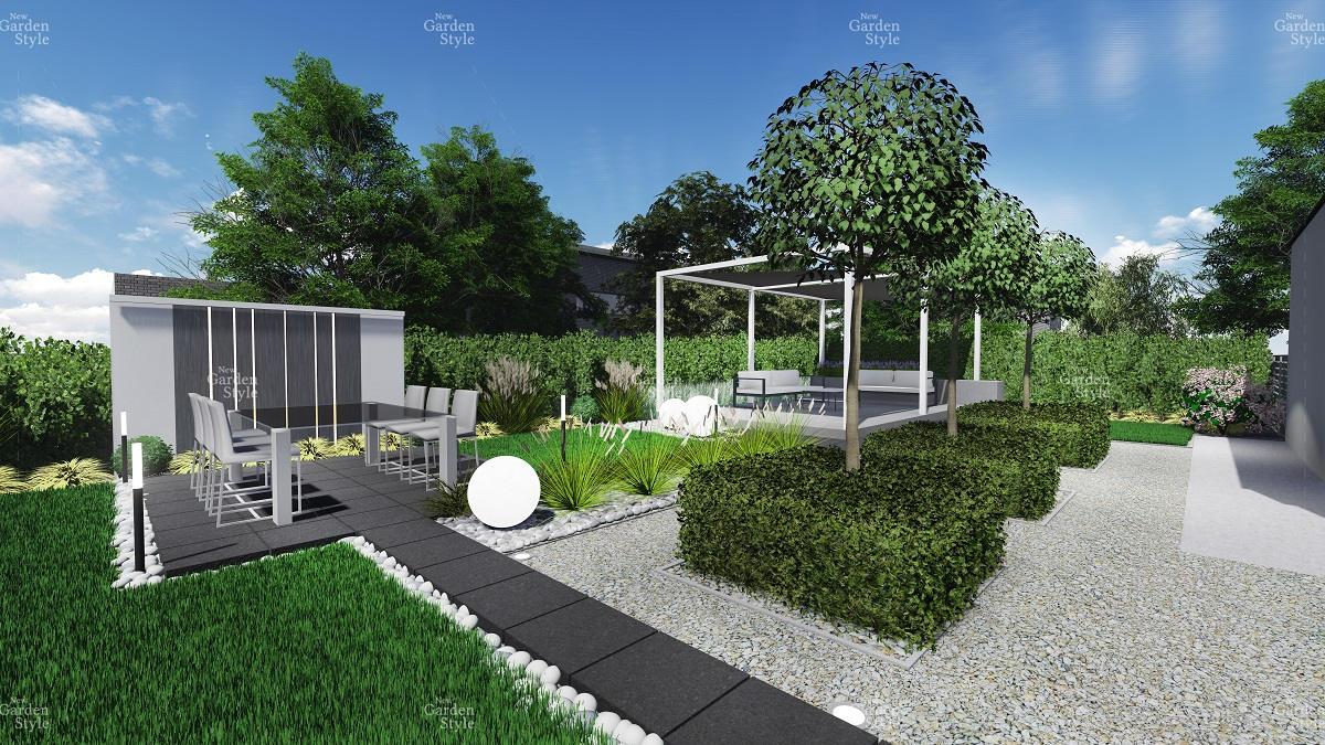 NGS13-1-Modul-ogrodowy-strefa-rekreacyjna--projekty-ogrodow-projekty-gotowe-ogrody-nowoczesne-modulowe-New-Garden-Style