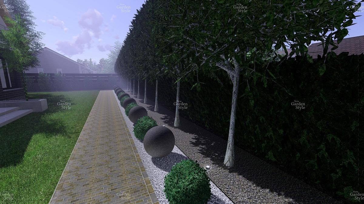 NGS2-1-Moduly-ogrodowe-wzdluz-ogrodzenia-ciagi-komunikacyjne-projekty-ogrodow-ogrody-nowoczesne-New-Garden-Style