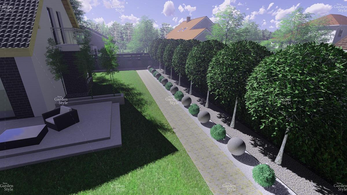 NGS2-2-Moduly-ogrodowe-wzdluz-ogrodzenia-ciagi-komunikacyjne-projekty-ogrodow-ogrody-nowoczesne-New-Garden-Style