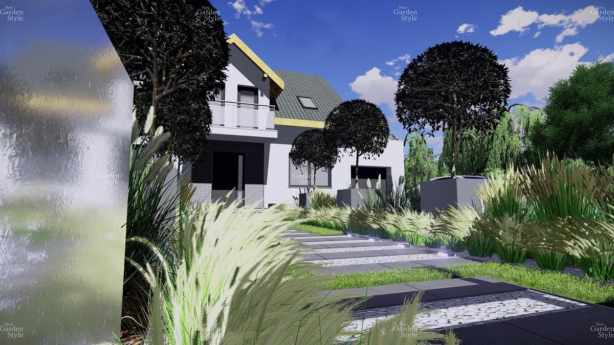 NGS5-2-Moduły-ogrodowe-strefa-frontowa-projekty-gotowe-ogrody-nowoczesne-modułowe-New-Garden-Style